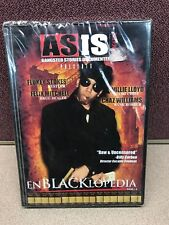AS IS Enblacklopedia -  New Factory Sealed DVD * Free shipping*
