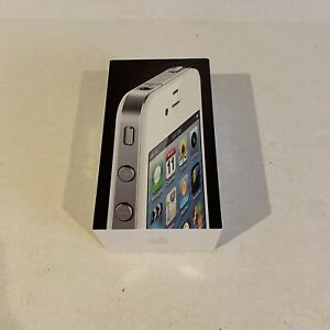 White 8GB iPhone 4 - Bell Mobility - A1332