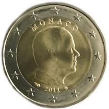 2 euro Monaco 2011 Principe Alberto II