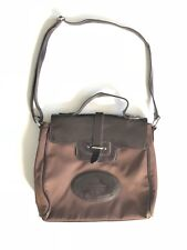 Tommy Hilfiger Womens Purse Brown Cross Body Satchel Bag