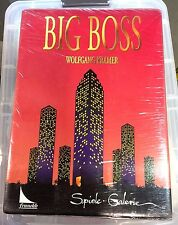 Big Boss Board Game Kosmos New Sealed in Shrink Wolfgang Kramer Extremely RARE!