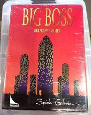 Big Boss Board Game Kosmos New Sealed in Shrink Wolfgang Kramer Extremely RARE!