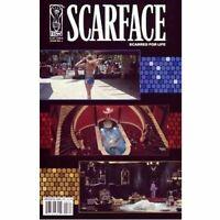 SCARFACE #3 VAR B TONY MONTANA SCARRED FOR LIFE GANGSTER COMIC BUCH HEFT IDW