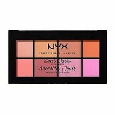 NYX Professional Make Up SWEET CHEEKS Blush Palette - SCBP01
