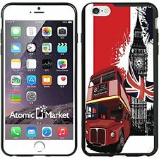 London Tour Bus For Iphone 6 Plus 5.5 Inch Case Cover
