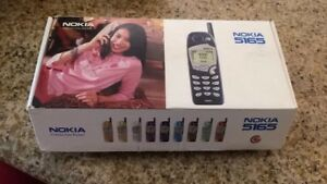 NEW Nokia 5165 Cellular One
