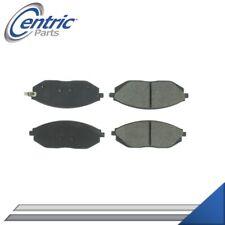 FRONT SEMI-METALLIC BRAKE PADS LEFT & RIGHT SET FOR 2011-2016 CHEVROLET SPARK