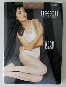 Cool. da NEU & OVP: Wolford NEON LIGHT!  Gr. Large! Farbe: cosmetic!!