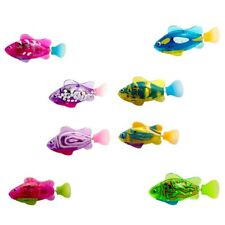 Swimming Robotic Fish Activated in Water Magical Electronic Toy Children New