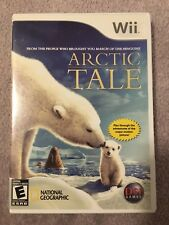 Nintendo Wii Game- Arctic Tale- Excellent Condition