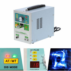 709AD+ Automatic Spot Welder Battery Induction LED Welding Pen Machine 3.2KW New