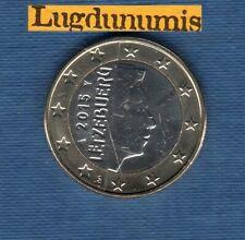 Luxembourg 2015 1 euro SUP SPL Pièce Provenant d'un Rouleau - Luxembourg
