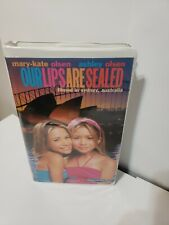 Our Lips Are Sealed (VHS, 2000, Clamshell)