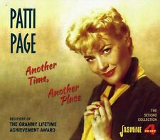 Patti Page - Another Time Another Place [New CD] UK - Import
