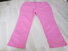 BODEN PINK CROPPED SKINNY JEANS 20 LONG -#120MAN