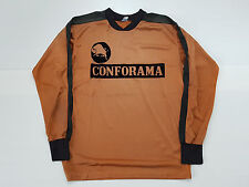 FOOTBALL T-SHIRT FOOTBALL WORN SHIRT MAGLIA OLD VINTAGE CONFORAMA N°2