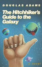 Hitchhiker's Guide to the Galaxy Ser.: The Hitchhiker's Guide to the Galaxy 25th Anniversary Edition : A Novel by Douglas Adams (2004, Hardcover, Annotated edition)