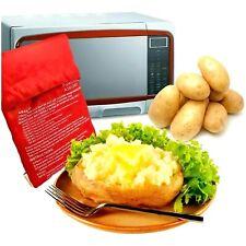 Tasche Cook Kartoffeln Hot Hund Für Kochen Ein Backofen A Mikrowelle Abdeckung