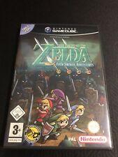 Zelda Four Swords Adventures Nintendo Gamecube