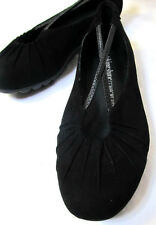 TS shoes TAKING SHAPE sz 6 / 37 Audrey Ballet leather slip-on flat comfy NIB!