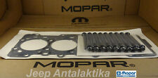 Head Gasket & Head Bolts Jeep Liberty KJ 05-07 2.8L 5166483AA New Genuine Mopar