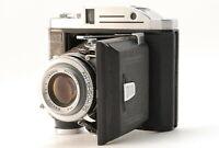 【N MINT】KONICA PEARL III Rangefinder Camera 6x4.5 Hexar 75mm F/3.5 From JAPAN