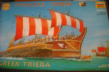 Soldatini Toy Soldiers ZVEZDA Greek Triera Ref. 8514 plastica scala 1:72