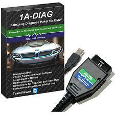 Obd2 USB Interfaccia Diagnostica per INPA, NCS EXPERT, Rheingold, 2001 a 02/2007