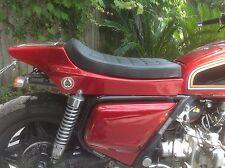 Honda Gl1100, Goldwing, cafe racer, flat track, street tracker, bobber, seat