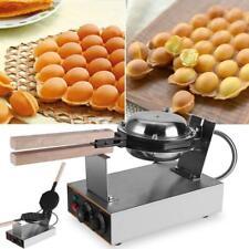 1400W Macchina Piastra per Egg Bubble Waffle Wafel Cialda Gaufre 30 Bolla Maker
