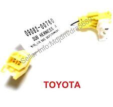 OEM Toyota Lexus Supra MR2 SC steering wheel wiring adapter harness 09082-00760