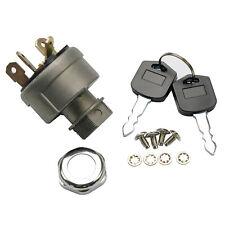 New Forklift Ignition Switch Assy & Keys For Doosan Daewoo Equipment A334112