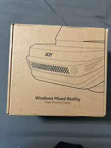 ACER Mixed Reality VR Windows PC Headset ONLY H7001 Head Mounted Display
