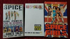 SPICE GIRLS 3 VHS Rare