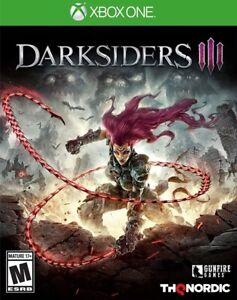 Darksiders 3 Xbox One Brand New Fast Shipping