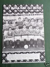 RANGERS - TEAM PICTURE - 1 PAGE  - MAGAZINE CLIPPING /CUTTING