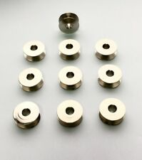 Industrial Sewing Machine Bobbins (Pack of 10) Suitable for Brother/Singer/Juki