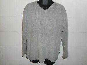 Vintage Dr. Doc Martens V Neck Sweater Medium Oversized fit