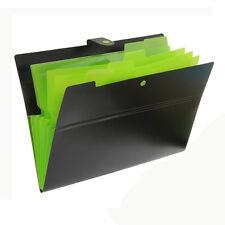 Cartella portadocumenti bagagli Binder sacchetto Pacchetto per carta A4 F1N7