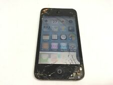 Apple iPod touch 4th Generation Me178Ll (16Gb) Cracked See Pics