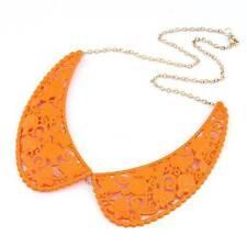 Modeschmuck-Halsketten aus Metall-Legierung