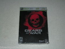 Gears of War Limited Collector's Edition Video Game XBOX 360 FREE SHIPPING
