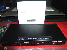 PureLink 2x1 DVI Switch DVI link DS-21R RS-232 AV BRAND NEW