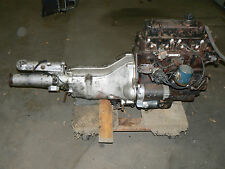 """Early MGB Engine With Later Head & Transmission """"18GH"""" 5 Main Bearing Fits MGA ?"""