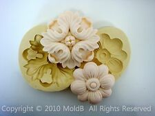Sugarcraft Mould Mold  for sugar cake,Cupcake, Clay -  Cake Flower Molding#5