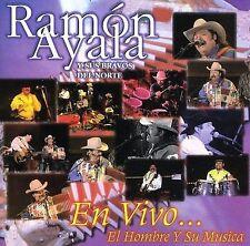 FREE US SHIP. on ANY 3+ CDs! NEW CD Ayala, Ramon: En Vivo