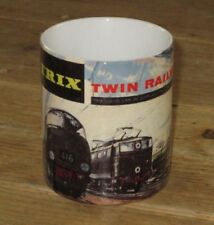 Trix Twin Railway Advertising MUG