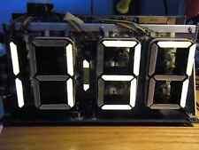 Heathkit GC1195/1197 Clock LED Upgrade Kit Warm White Diffused Lens. (Soft)