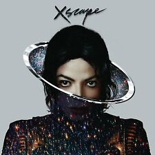 MICHAEL JACKSON - XSCAPE: CD ALBUM (May 12th 2014)