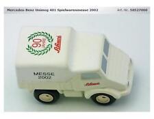 Schuco Piccolo Unimog Toy Fair 2002 Age 50527000